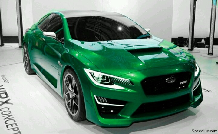 Subaru Wrx 2013 Green Cars Pinterest Subaru And