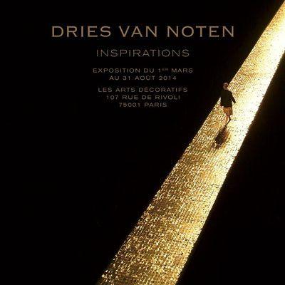 Dries Van Noten fashion designer