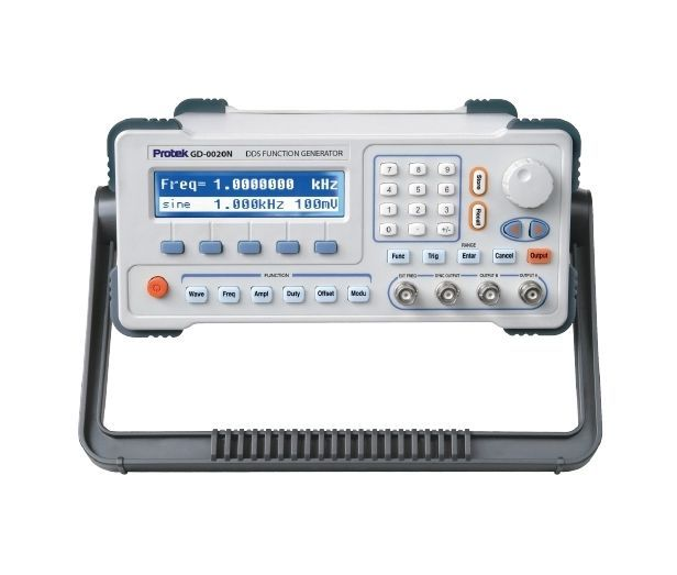 *NEW* Protek / GD-0010N / DDS Function Generator, 1CH, 10MHz, DDS #Protek