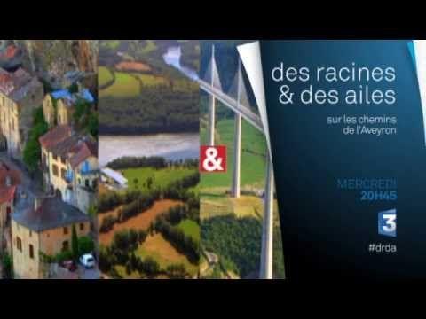 Sur les chemins de l'Aveyron – Bande-annonce - YouTube