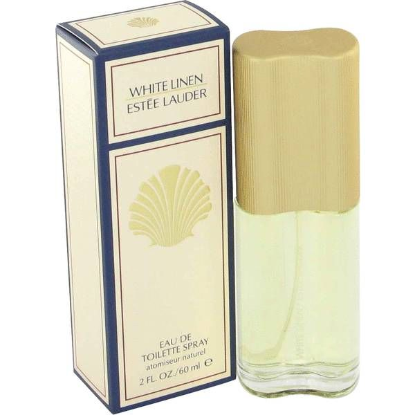 White Linen Perfume by Estee Lauder, Launched by the design house of estee lauder in 1978, white linen is classified as a sharp, gentle, floral fragrance . This feminine scent possesses a blend of fresh florals including jasmine, rose, berry, moss and amber. It is recommended for daytime wear.