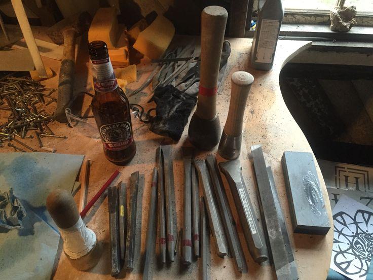 Essential tools....