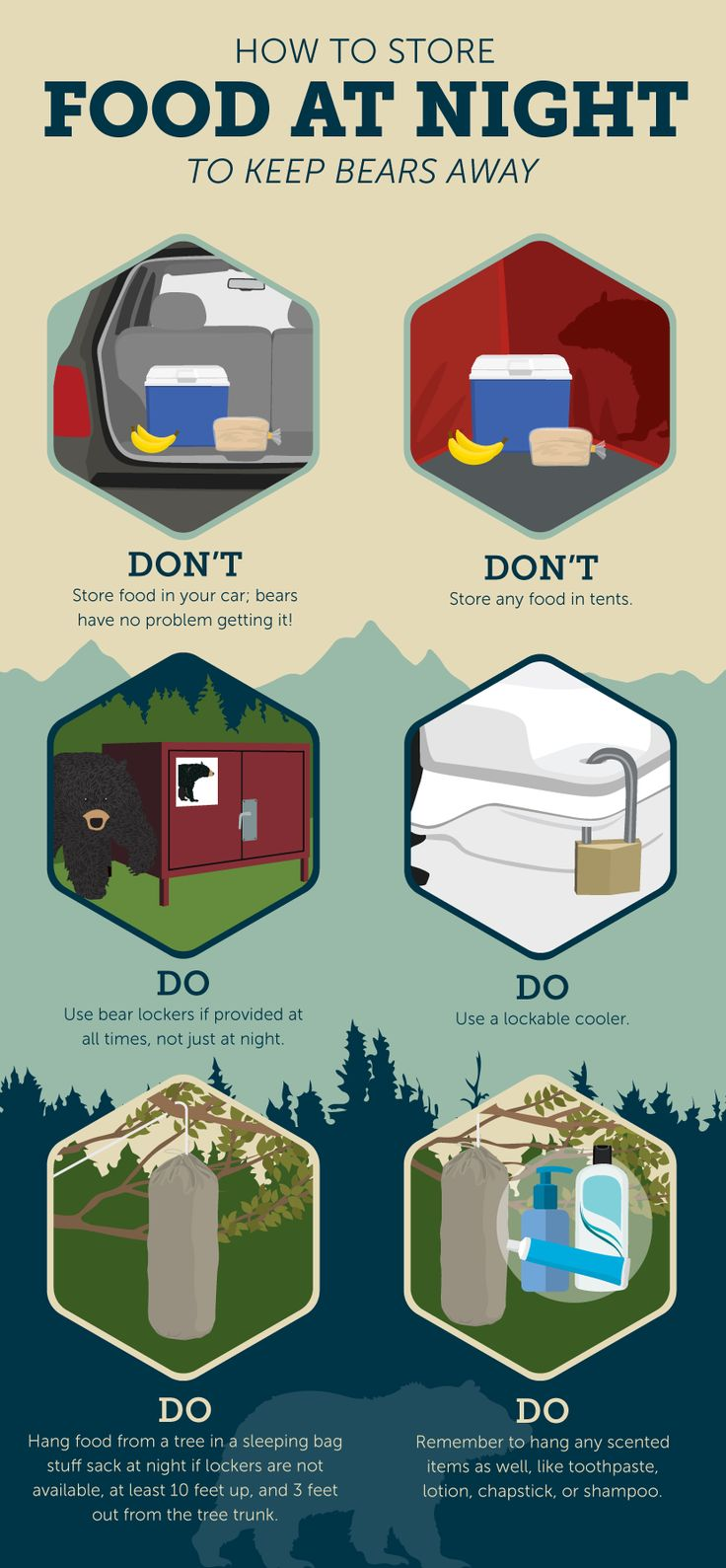 How To Set Up Your Campsite  Tips For Packing  Picking A