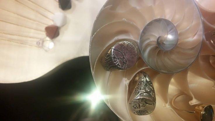 Anelli Tattoo argento  Atelier VM Excelsior Milano