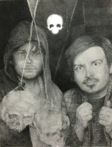 Bradley O'Brien, Chris Yates and Perran Costa - the Art Groupie series 2011 on ArtStack #bradley-o-brien #art