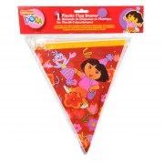Vlaggenlijn Dora's Party