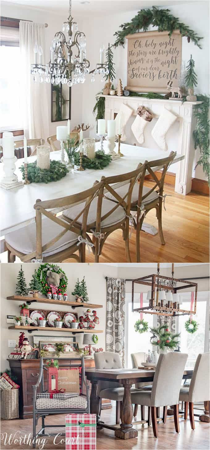 100+ Favorite Christmas Decorating Ideas For Every Room In Your Home : Part  2