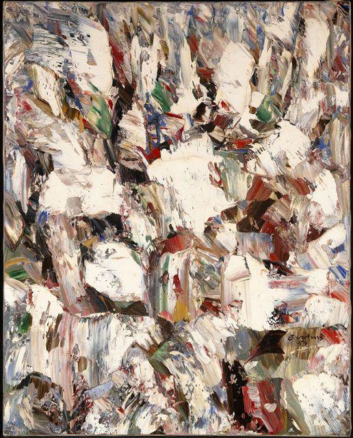 Paul-Émile Borduas — Daily Art Fixx - Art Blog: Modern Art, Art History, Painting, Illustration, Photography, Sculpture