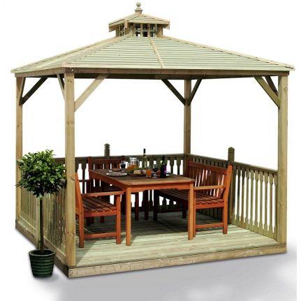 Malvern Garden Canopy