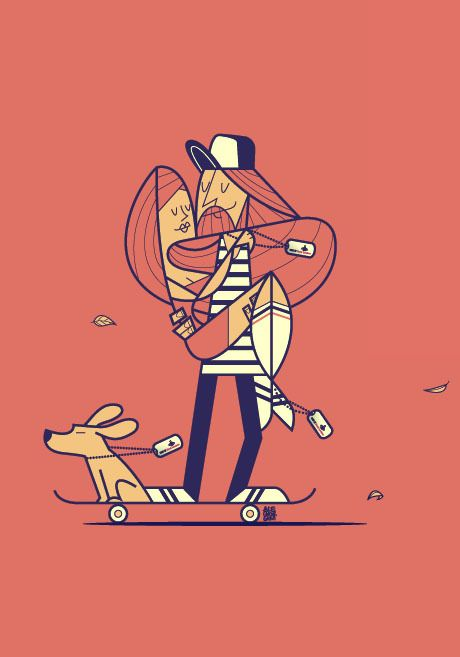 Foot Locker by Ale Giorgini, via Behance