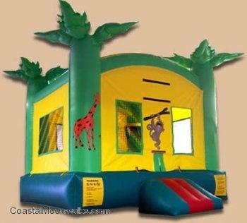 Jump house from Coastal MoonWalks!