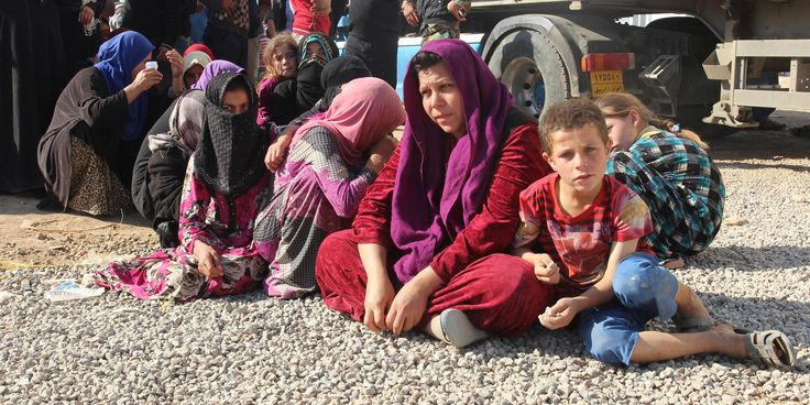 """Norwegian Refugee Council: """"Conditions for civilians worsen as battle for Mosul mounts - As the battle to recapture Mosul intensifies, the Norwegian Refugee Council (NRC) is increasingly concerned about the fate of 1.2 million Iraqis trapped in the city, who tell of desperate conditions trying to survive."""" #Imperialism #Nineveh #Mesopotamia #CradleOfCivilization"""