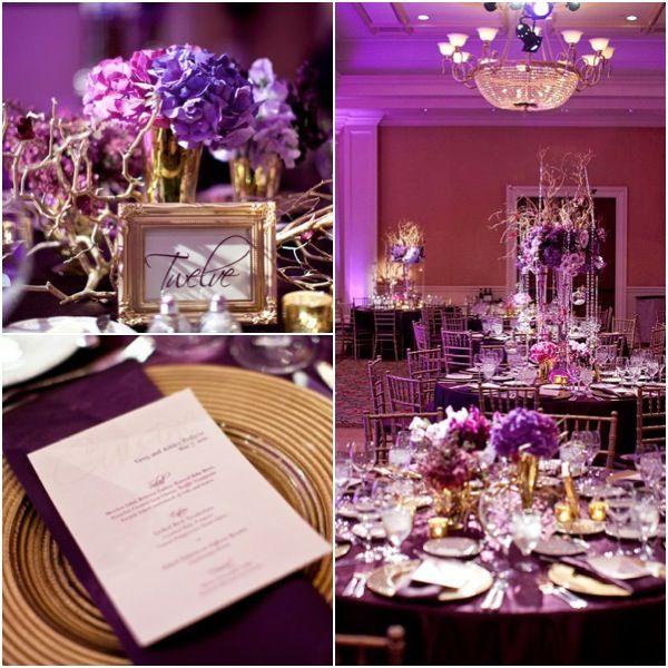 530 best images about purple wedding ideas violet wedding ideas on purple wedding decor purple wedding inspiration junglespirit Images