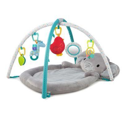 Comfort & Harmony Enchanted Elephants Activity Gym - BedBathandBeyond.com