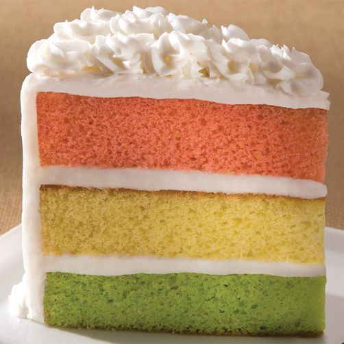 Spumoni Layer Cake