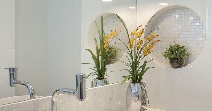 decorar lavabos redondos : decorar lavabos redondos:1000 ideias sobre Nichos Redondos no Pinterest