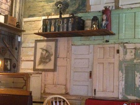 Prairie House Restaurant Near Denton Tx One Wall Made