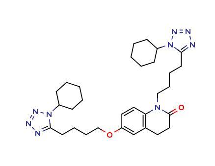 Cilostazol related compound C