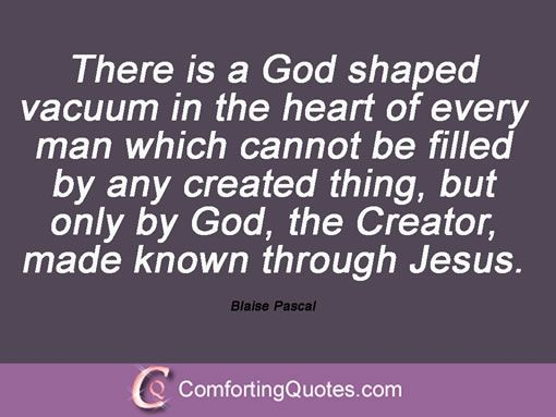 blaise pascal quotes - Google Search                                                                                                                                                      More