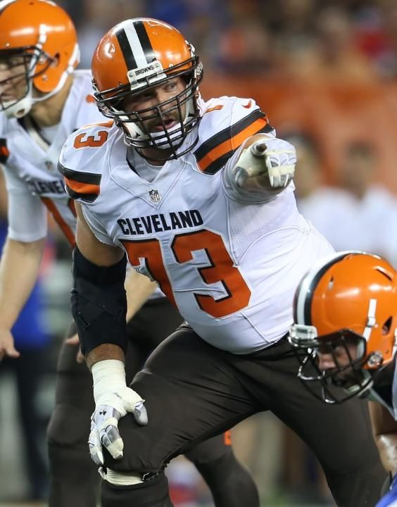 Joe Thomas, Cleveland Browns                              …                                                                                                                                                                                 More
