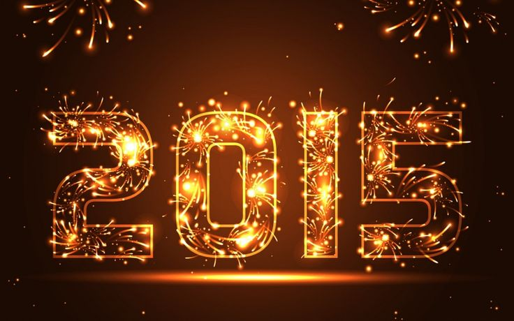 2015 flame new year New Year Wallpapers New year