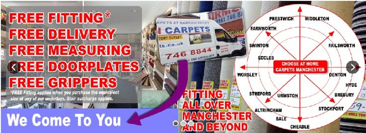 Today get FREE FITTING, FREE DELIVERY, FREE GRIPPERS, FREE DOORPLATES & FREE MEASURES! Free fitting applies when you buy the equivalent size of our Bronze, Silver, Gold or Platinum underlay. Stair surcharge applies. Free fitting offer does not apply to laminate wood or vinyl flooring.