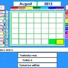 "This file is a 20 page SMART Board file for math review! I use this as my ""math meeting"" each day. I begin each afternoon with math meeting and fi..."