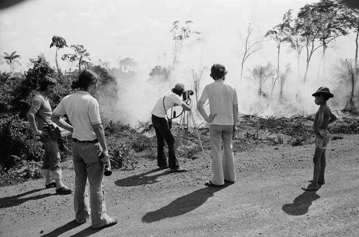 No meio do Rio, entre as árvores: a Amazônia de Jorge Bodanzky (MIS-SP) - Instituto Moreira Salles