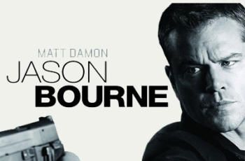Jason Bourne Blu-ray Review (2016) Matt Damon, Tommy Lee Jones, Alicia Vikander, Vincent Cassel, Julia Stiles