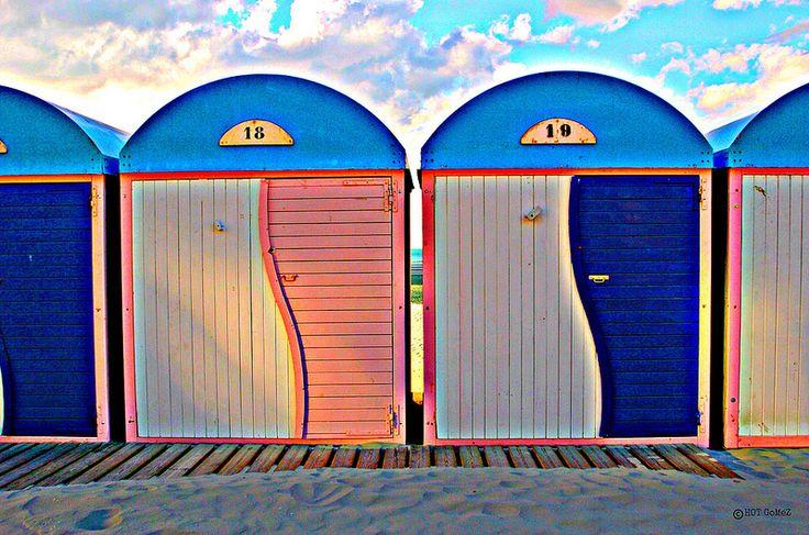 Dunkerque Beach Hut II