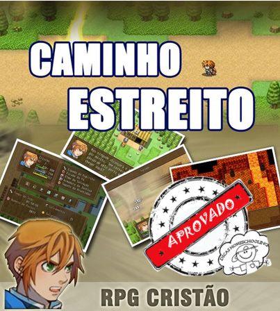 DICAS Homeschooling: Jogo RPG GRATUITO CRISTÃO BAIXAR SELO de APROVAÇÃO DICAS Homeschooling