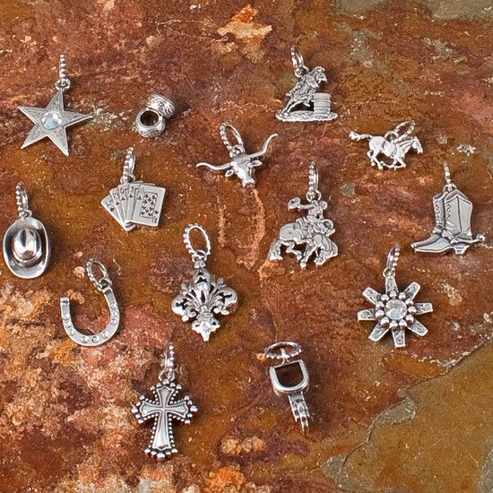Western Customized Charms