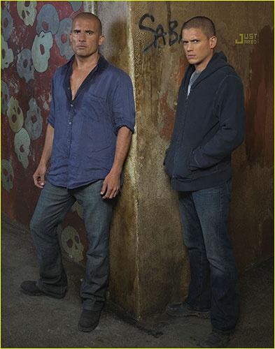 Prison Break - Prison Sona Panama season 3