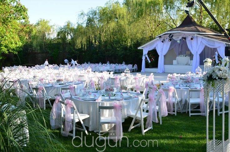 Beyaz Bahçe Butik Otel - İstanbul Kır Düğünü