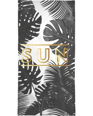 Plants 3 - Marc Schulthess - Beach Towel