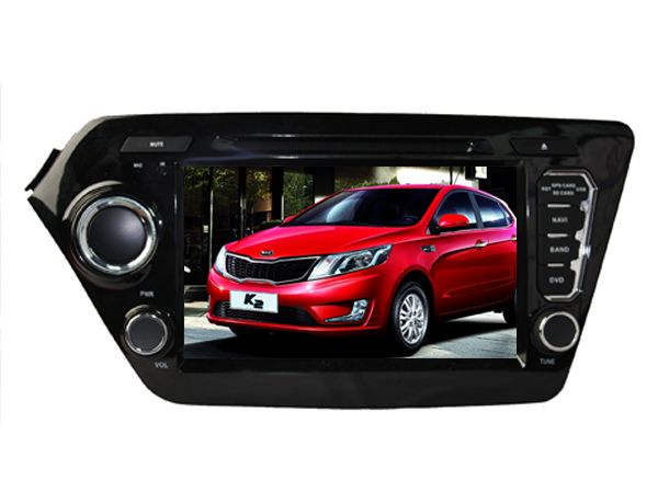 android 6.0 car dvd player Head unit for KIA K2 RIO 2011 2012 2013 2014 gps radio BT tape recorder stereo systems free map