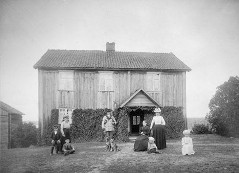 Frammegården i Värmland