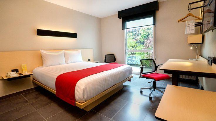 En City Express Plus Medellín, como en todos los hoteles de la cadena, se aplican los principios del programa impulsado por su Comité de Sostenibilidad,