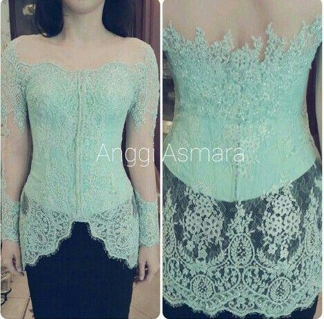 by Indonesian Designer ANGGI ASMARA