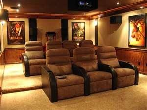 media room: Movie Posters, Games Rooms, Idea, Rooms Wall, Movie Rooms, Movie Theater, Wall Posters, Home Theater Rooms, Media Rooms
