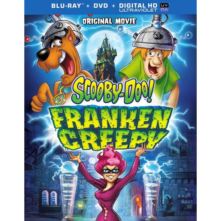 ScoobyDoo! Frankencreepy [2 Discs] [Bluray/DVD