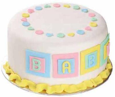 Awesome Alphabet Cake Ideas