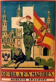 Gloria a los mártires (Bando Nacional)