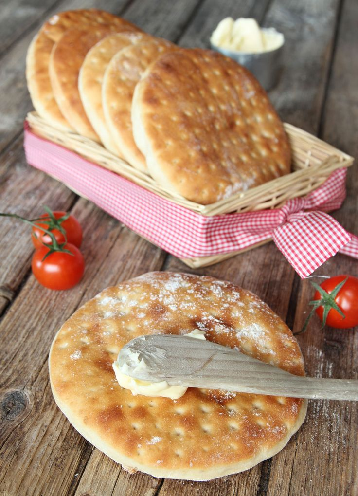 (Bread) Polarkakor, Can be translated to English language.
