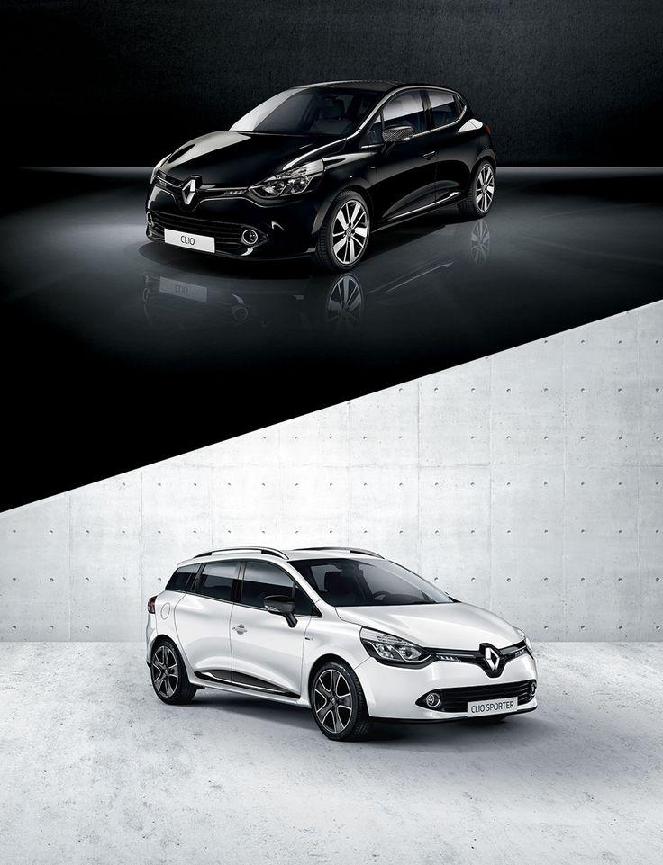 La doppia anima di Renault CLIO DUEL: Berlina e Sporter #ClioDUEL