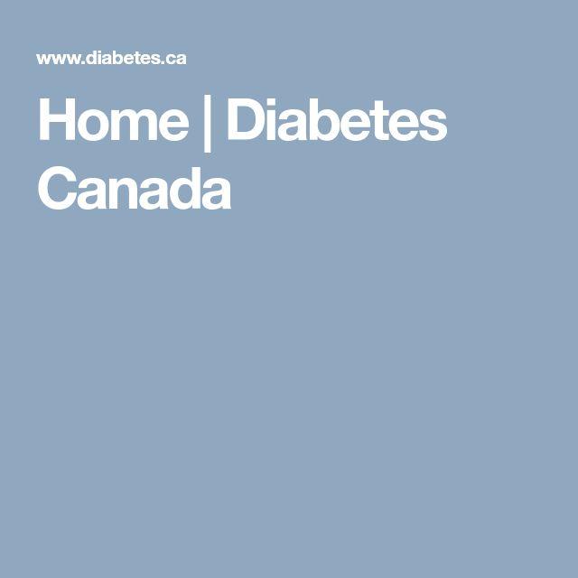 Home | Diabetes Canada