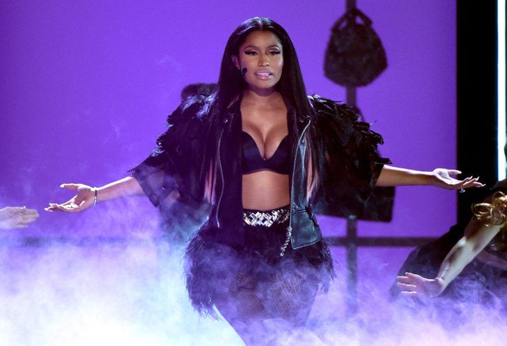 Pin for Later: The Best Pictures From the Billboard Music Awards Nicki Minaj