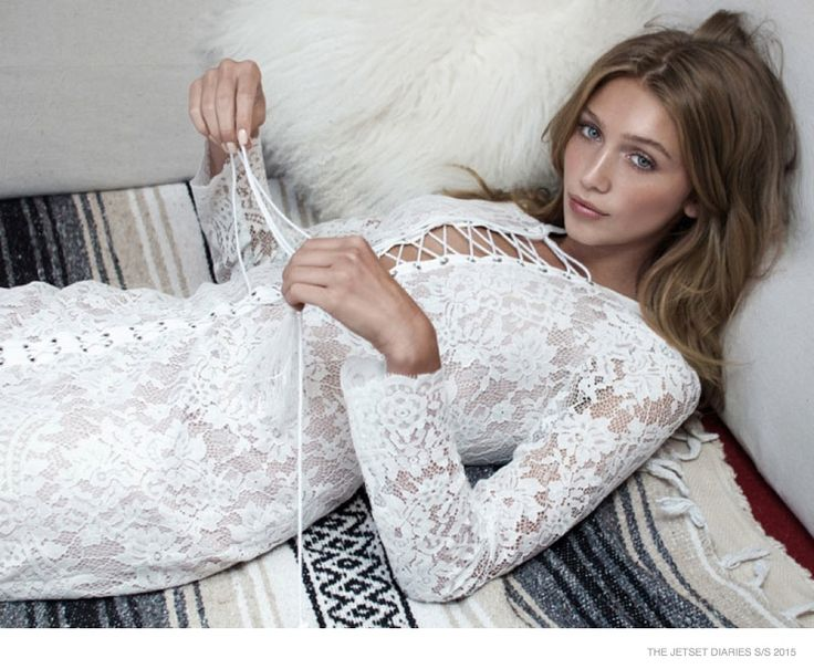 Cailin Russo for Jetset Diaries Clothes Spring Summer 2015