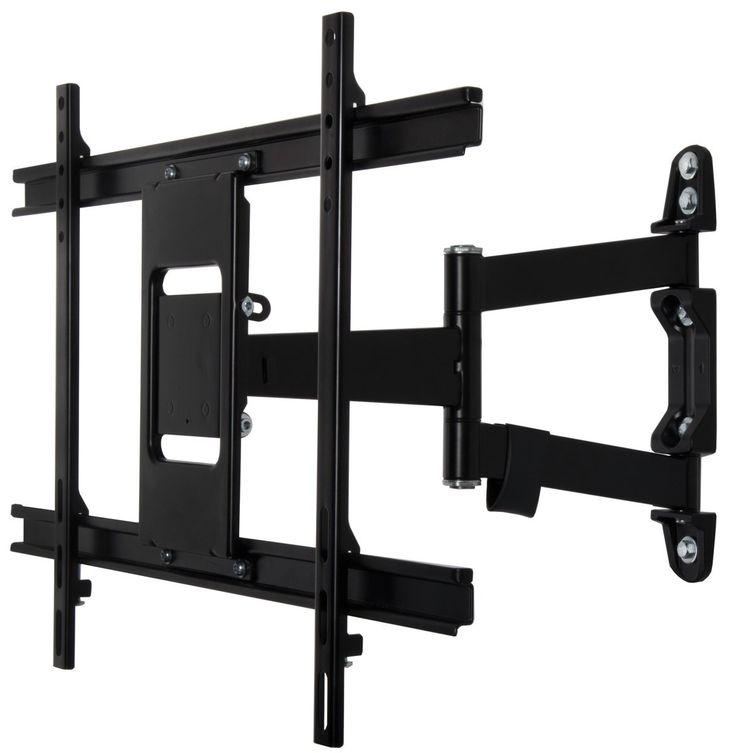 B-Tech Ventry BTV514/B Ultra-Slim Double Arm Flat Screen Wall Mount