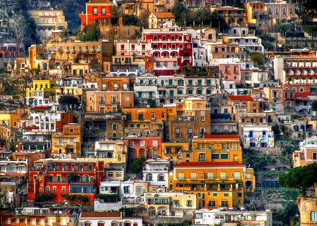 海外旅行世界遺産 アマルフィ海岸 アマルフィ海岸の絶景写真画像ランキング  イタリア